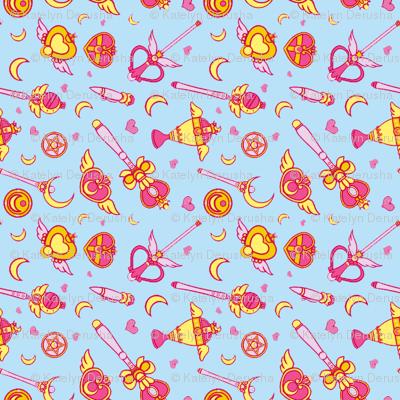 Moonie Weapons (Horizontal)
