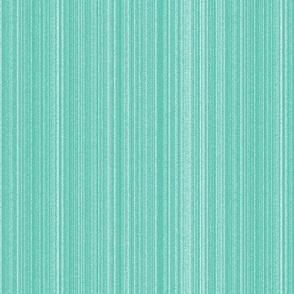 Vintage Stripe - Turquoise