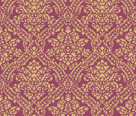 Rwindsor_damask___provence_linen_luxe___rococo_gold_and_eponine___peacoquette_designs___copyright_2014_shop_preview