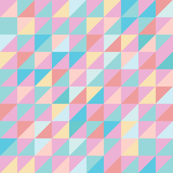 Geometric Pastels