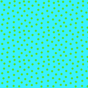 Coordinate for Turquoise Daisies or JUST A PLAIN, FUN FABRIC ON ITS OWN!
