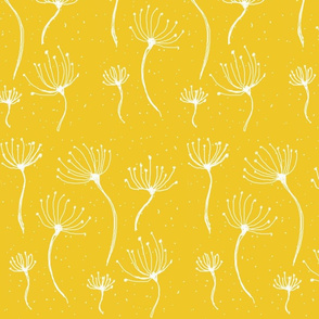 Dandy Lions Yellow