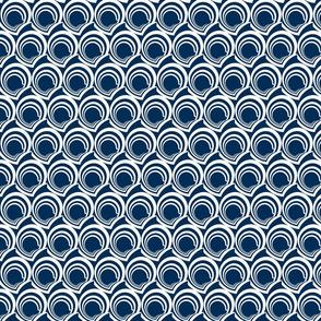 Navy Spiral