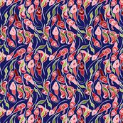 Whorling lillies