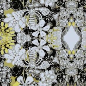 Queen Bee-graytones
