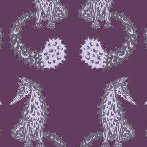 Feelin' Foxy - Purples