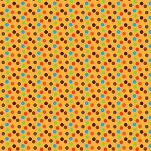 Lisa's Rug #6 - Dots
