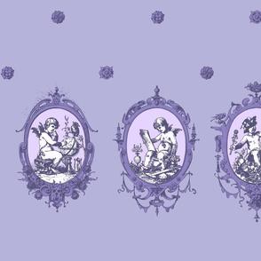 putti (violet)