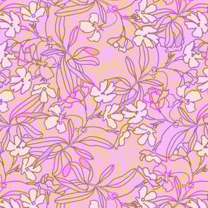 Twilight Garden Floral