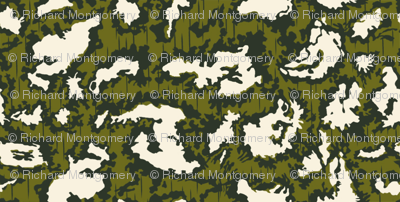 1/6 Scale Russian Red Dawn Camo wallpaper - ricraynor - Spoonflower