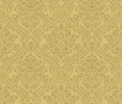 Windsor_damask___provence_linen_luxe___bayberry_and_rococo_gold___peacoquette_designs___copyright_2014_shop_preview