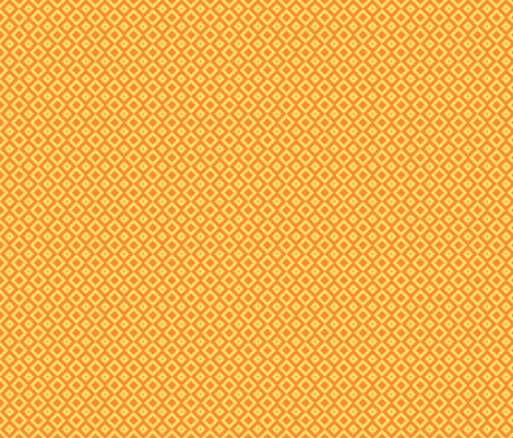 boxes orange-small fabric by tailorfairy on Spoonflower - custom fabric