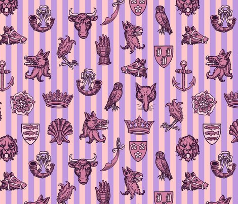 Heraldry_repeat_stripe6_print_shop_preview