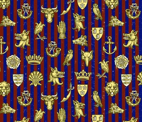 Heraldry_repeat_stripe_circus_print_shop_preview