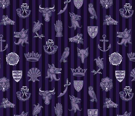 Heraldry_repeat_purple_print_shop_preview