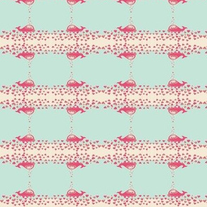 Spring Whale Checkers