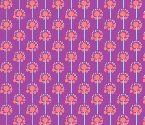 dandy me fabric by remnantsdesignstudio on Spoonflower - custom fabric