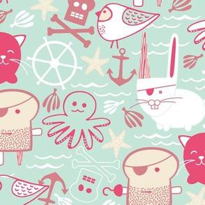 Meowhale's Whimsical World