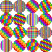 Rainbow Pog Sampler