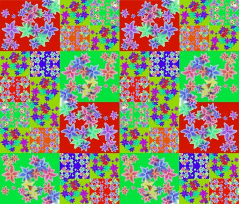 LilyJam fabric by scifiwritir on Spoonflower - custom fabric