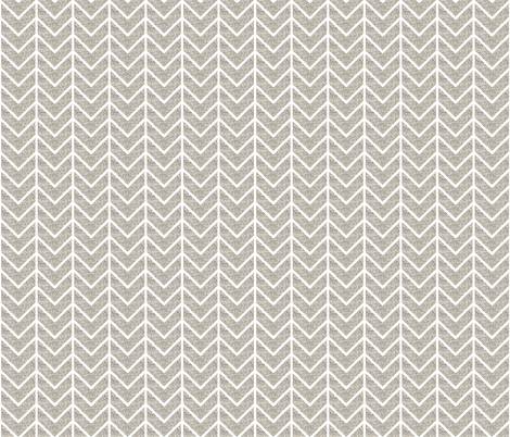 silver sparkle chevron fabric by ivieclothco on Spoonflower - custom fabric
