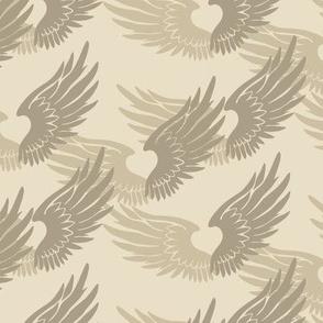 Heartwings: Desert (halfscale)