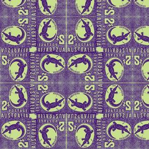 Croc Stamp Bright