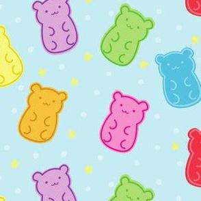 Gummy Bears and Tiny Stars