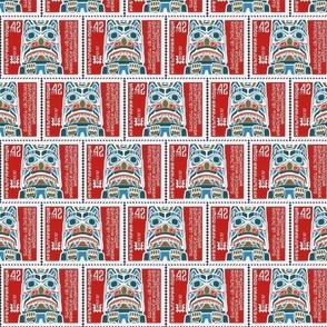 Inuit Stamp