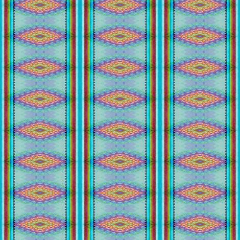 Navajo Suspenders fabric by loriwierdesigns on Spoonflower - custom fabric