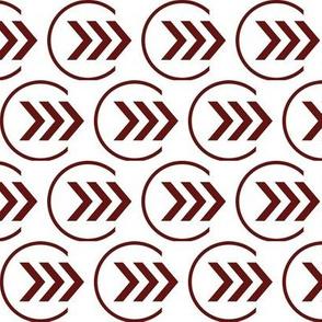 Cadets Logo Fabric
