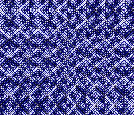 tile-weave__navy_small fabric by koalalady on Spoonflower - custom fabric