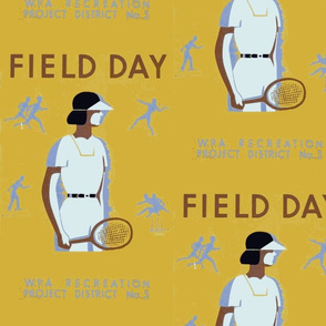 Field Day Poster