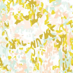 Blush Watercolor // small