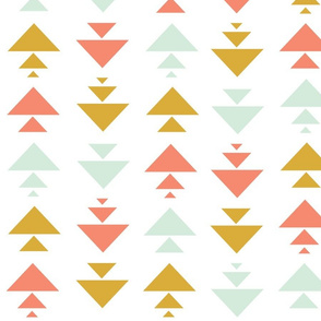 stacked triangles in spice