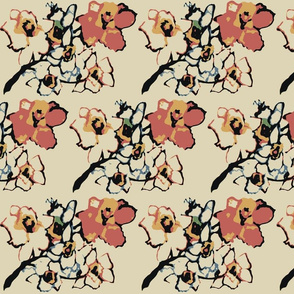 pale lilies