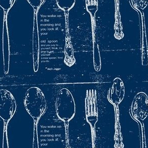 Jagger Spoons Holland Blu