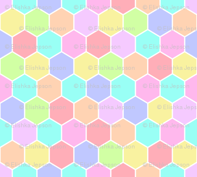 Random Hexagons