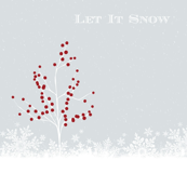 Let It Snow Blocks - big