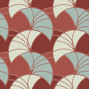 lilium vintage red