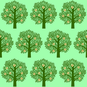 Button Trees