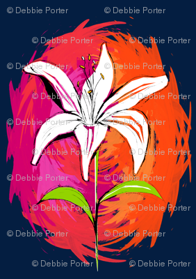 My Lily - Colour Punch