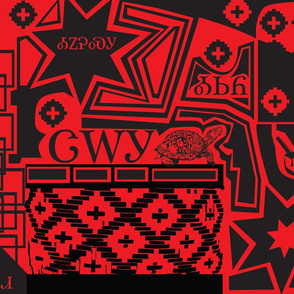 Cherokee designed