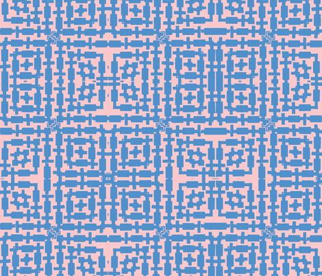 Old Screen Door, v3c3 fabric by susaninparis on Spoonflower - custom fabric