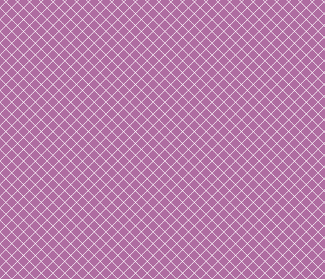 Gridlines Quilt Me! Purple fabric by leah_day on Spoonflower - custom fabric
