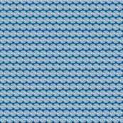 Seal of Rassilon - White on Blue - small