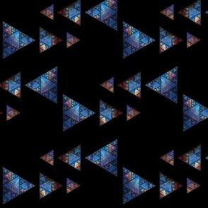 Flying Triangles - Galaxy