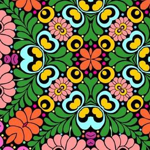 Colorfloral Garden Argyle