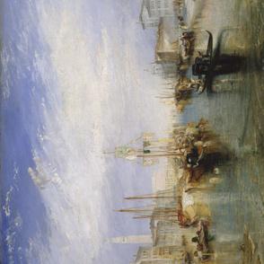 JMWTurner - Grand Canal Venice 1835 (54in)