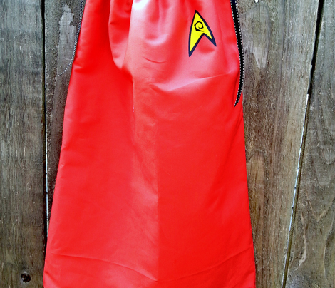 Uhura Star Trek Dress